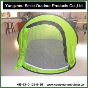 2 Person Switzerland Customer Print Folding Camping Pop up Tent pictures & photos