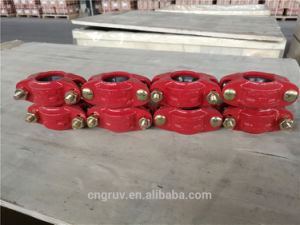 FM /UL Approved Grooved Fittings, Mechanical Tee, Flange Adapter