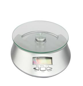 5kg/1g Household Kitchen Scale with Clock Function pictures & photos