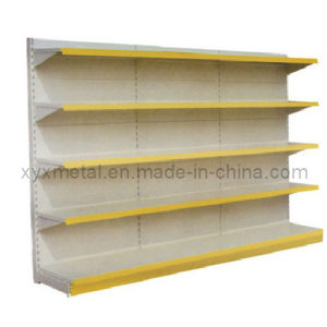 Supermarket Equipment Hot Sale Gondola Cosmetic Display Shelf pictures & photos