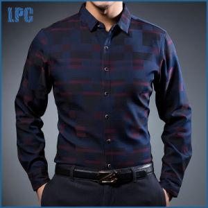 90078692 China Custom Long Sleeve Office Men Shirts - China Shirt, Custom Shirt