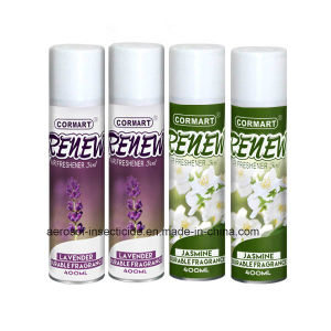Refresh Rose Fragrance Clean Toilet Aerosol Air Freshener Spray pictures & photos