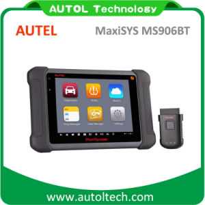 Autel Maxisys Ms906 Bt Version Auto Diagnostic Scanner Next Generation of Autel Maxidas Ds708 Online Better Than Ms 906 pictures & photos