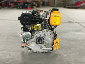 Air-Cooled 4-Stroke Diesel Engine pictures & photos