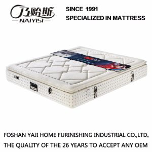 2017 High Quality Pocket Spring Bed Mattress (FB821)