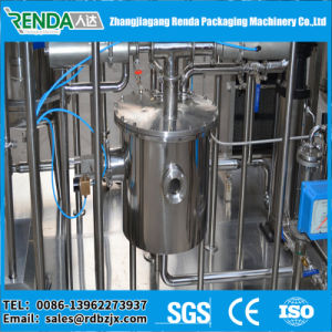 Carbonated Drink/Gas Drink/Soda Water Plastic Bottle Filling Packing Machine pictures & photos