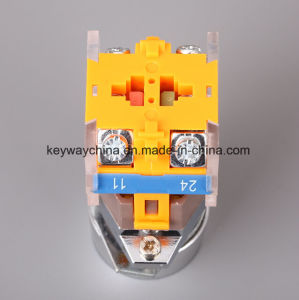 Normal Type Keyway Push Button Switch pictures & photos