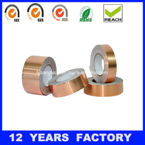 Double Conductive, EMI Shielding Copper Foil Tape pictures & photos