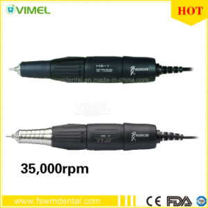 Woodpecker Electric Dental Lab Micromotor Handpiece pictures & photos