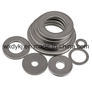 DIN 125 Stainless Steel 304 316 Plain Flat Washers pictures & photos