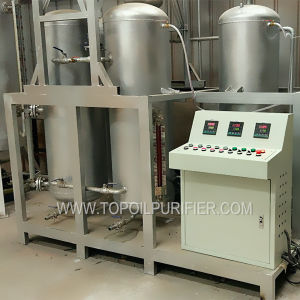 Waste Lube Oil Tire Oil Used Engine Oil Recycling Machine pictures & photos