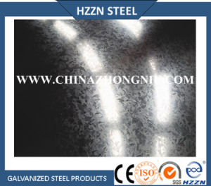 1.00mm Hot Dipped Galvanized Steel Plain Sheet pictures & photos