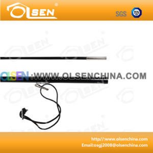 2.9m Fiberglass Flagpole for Advertising pictures & photos
