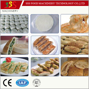 Durable Tortilla Pancake Mexico Crepes Making Machine