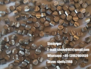 Abrasive Blasting Media/Stainless Steel Shot/Steel Shot/Steel Grit/Steel Ball/Conditioned Cut Wire/Blasting Wire Shot pictures & photos