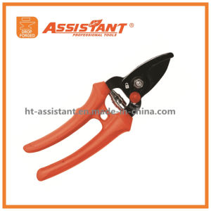 Garden Scissors Bypass Pruning Shears Comfort Hand Pruners pictures & photos
