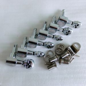 Skull Handle Guitar Machine Heads 10mm Holes Guitar pictures & photos