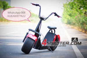 2000W Woqu/Seev Citycoco Electric Scooter pictures & photos