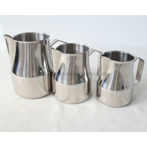 Stainless Steel Latte Art Milk Frothing Pitcher pictures & photos