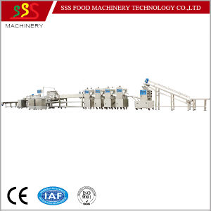 Amazing Quality Automatic Hand Cake Pie Pastry Cake Egg Pie Filling Production Line