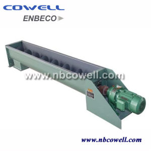 U Type Shafted Spiral Screw Conveyor
