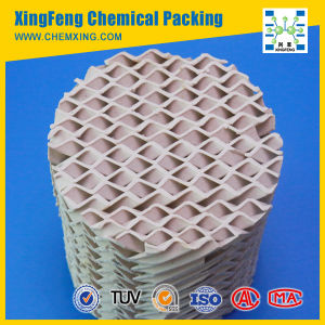 Ceramic Structured Packing for Heat and Mass Transfer Applications pictures & photos