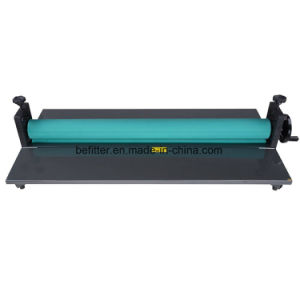 82mm roller LBS1000 Photos Manual cold laminator machine pictures & photos