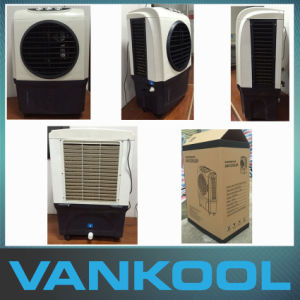 Cheap Price Portable Air Cooler with RC, LED Display, 3 Speed, Moving, 8 Hours Timer pictures & photos