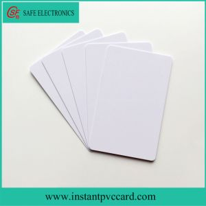 Glossy Inkjet Printable Tk4100 RFID PVC Card pictures & photos