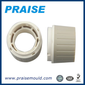 Precise Double Color Injection Plastic Button Mold Two Shot Injection Plastic Mould