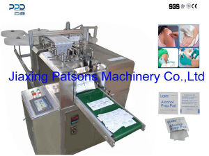 High Quality Fully Auto Alcohol Prep Pad Making Machinery pictures & photos