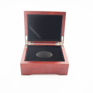 Eco-Friendly High Quality Wooden Jewelry Box for Promotion (J99-S)