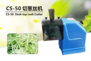 2017 FC-302 Desktop Spring Onion Ring Cutter Pepper Ring Cutting Machine Celery Leek Cutter