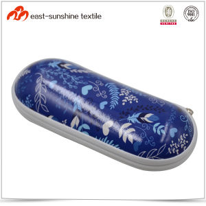 Custom Logo Zipper EVA Folding Glasses Case pictures & photos