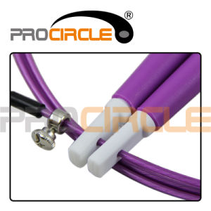 Long Handle Speed Jump Rope Skid Rope (PC-JR1093) pictures & photos