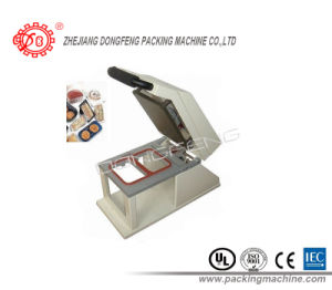 Fast Food Box Quality Manual Tray Sealing Machine (TSM-355) pictures & photos
