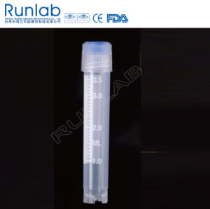 External Thread Cryo Vials with Silicone Seal pictures & photos