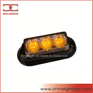LED Mini Traffic Light Warning Light Head (SL623 Amber) pictures & photos