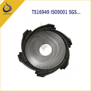 Iron Casting Agricultural Machinery Pump Parts Pump Impeller pictures & photos