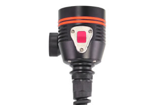 Professional 6500lm Waterproof 100meters IP68 LED Underwater Video Light pictures & photos