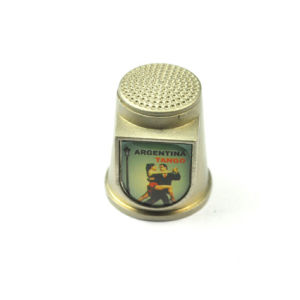 Sticker Epoxy Thimble Souvenir for Gift pictures & photos