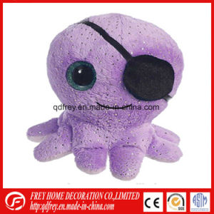 Cute Colorful Baby Gift of Plush Octopus Toy pictures & photos
