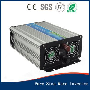 600W Grid off DC to AC Power Inverter Pure Sine Wave Converter pictures & photos