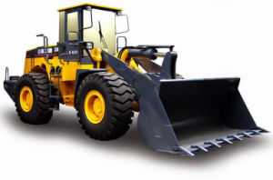 XCMG Wheel Loader (LW800K, contruction machinery) pictures & photos