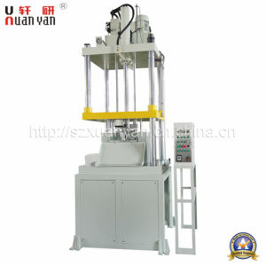 SGS Hydraulic Trim Press with Cooperating Machine