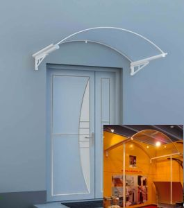 DIY Door Canopy Awning Shelter Shield ROMA Series