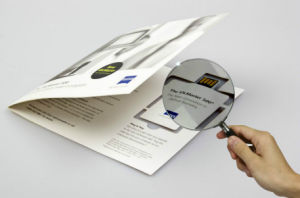 Paper Card USB 4c Offset Printing with Lamination 1GB 2GB Webkey pictures & photos