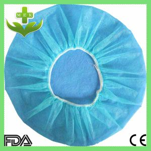 Xiantao Hubei MEK Disposable Medical Bouffant Cap/Round Cap/Nurse Cap pictures & photos
