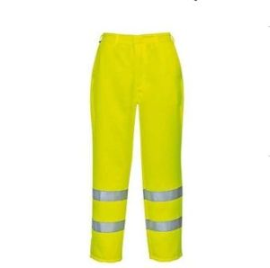 300d Oxford Waterproof Reflcetive Rain Pants pictures & photos
