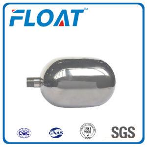 304 Stainless Steel Floating Ball Thread Floating Ball for Pressure Vessels Parts